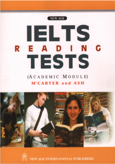 Picture of IELTS Reading Tests (Academic Module)