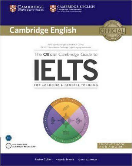 Picture of Official Cambridge Guide to IELTS