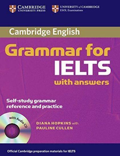 Picture of Cambridge Grammar for IELTS