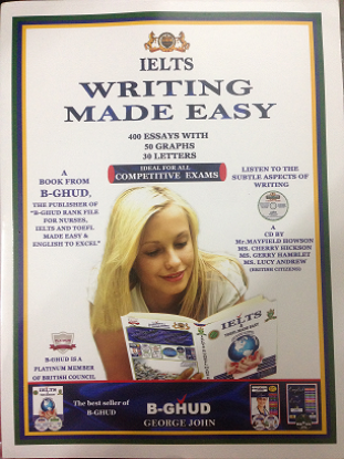 Picture of Writing made easy - for IELTS & TOEFL