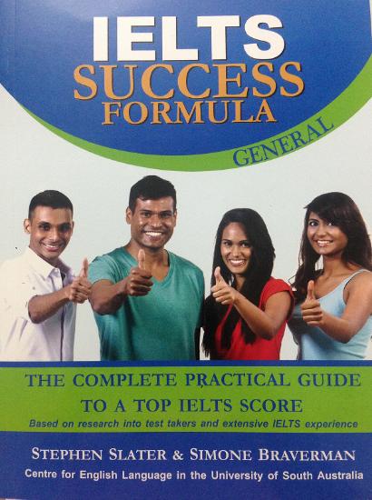Picture of IELTS Success Formula - General Module