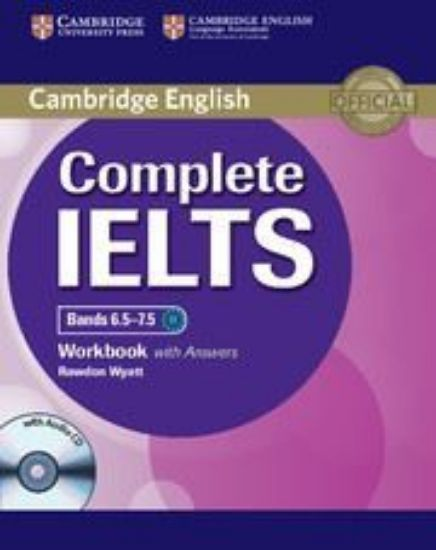 Picture of Complete IELTS workbook with answer 6.5-7.5