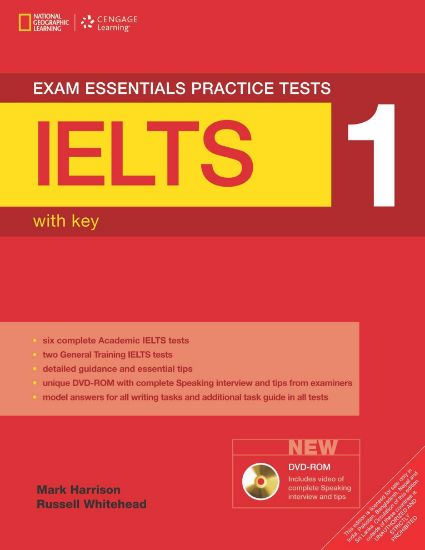 Picture of Exam Essentials Practice Tests IELTS Level 1: with key, 1/e
