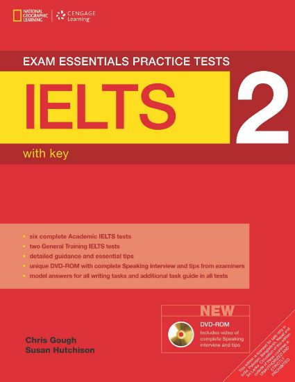 Picture of Exam Essentials Practice Tests IELTS Level 2: with key, 1/e