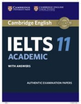 Picture of Cambridge English IELTS 11 academic