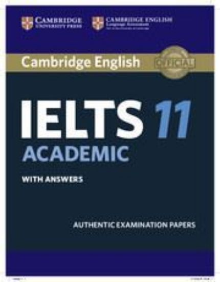 Picture of Cambridge English IELTS 11 academic