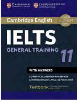 Picture of Cambridge English IELTS 11 General Training