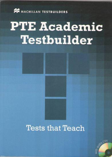 Picture of PTE Academic Testbuilder
