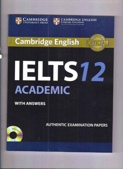 Picture of Cambridge English IELTS 12 Academic