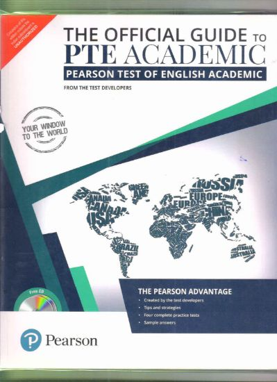 Picture of The official guide to PTE Academic