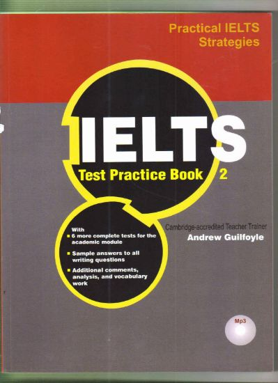 Picture of IELTS Test Practice Book 2