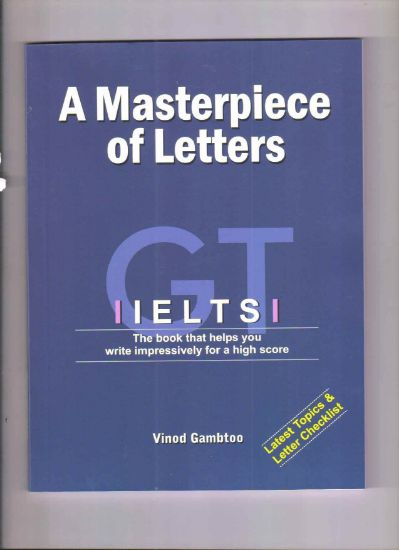 Picture of A Masterpiece of Letters