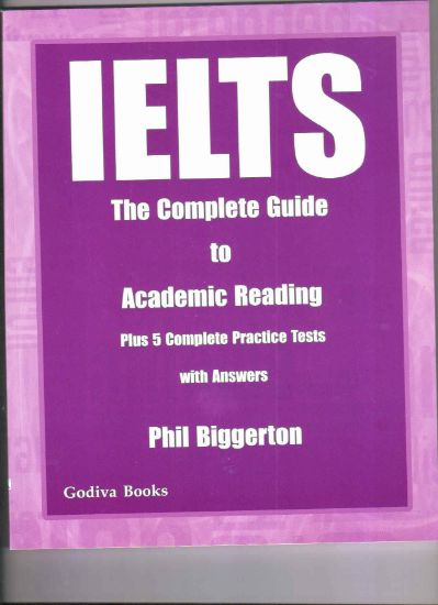 Picture of IELTS The Complete Guide to Academic Reading
