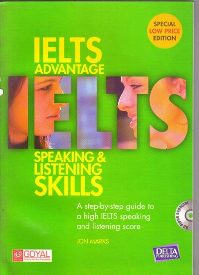 Picture of IELTS Advantage Speaking & Listening Skills